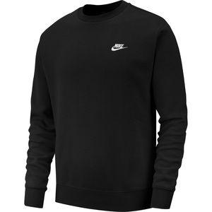 Nike Men's Nike Sportswear Club Long Sleeve Crew